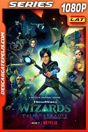 Magos Relatos de Arcadia (2020) Temporada 1 1080p WEB-DL Latino – Ingles