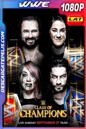 WWE: Clash of Champions (2020) HD 1080p Latino
