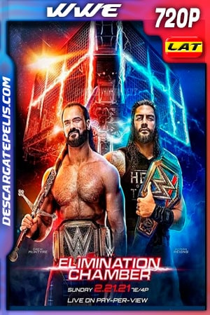 WWE: Elimination Chamber (2021) 720p WEB-DL Latino