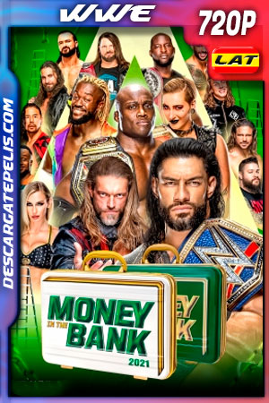 WWE: Money in the Bank (2021) 720p WEB-DL Latino