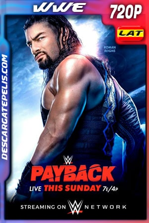 WWE PayBack (2020) HD 720p Latino