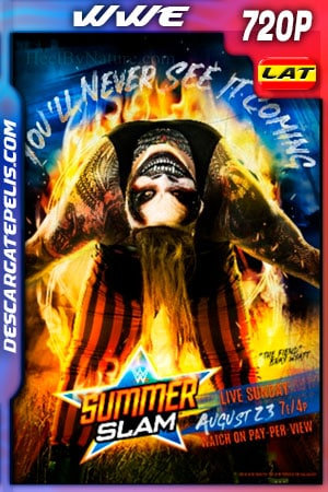 WWE Summer Slam (2020) HD 720p Latino