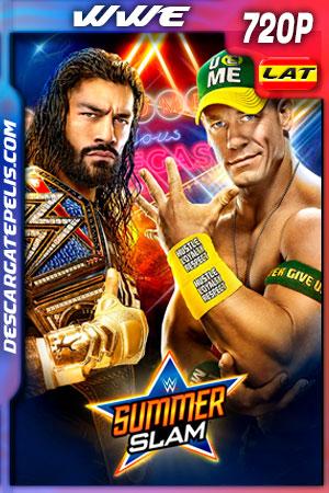 WWE SummerSlam (2021) 720p WEB-DL Latino