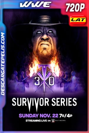 WWE: Survivor Series (2020) HD 720p Latino