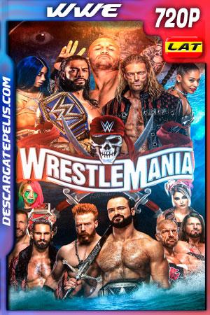 WWE: Wrestlemania 37 (Noche 1)(2021) 720p WEB-DL Latino