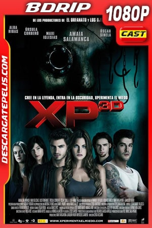 XP3D (Paranormal Xperience 3D) (2011) 1080p BDrip Castellano