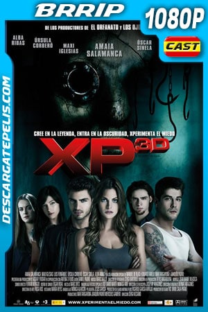 XP3D (Paranormal Xperience 3D) (2011) 1080p BRrip Castellano
