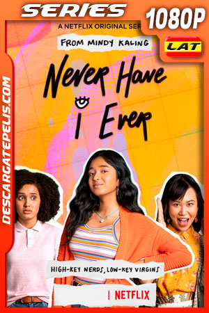 Yo nunca (2021) Temporada 2 1080p WEB-DL Latino