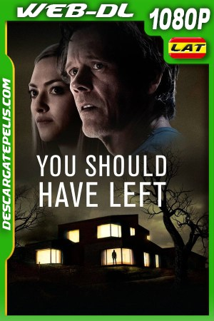 You Should Have Left (2020) 1080P WEB-DL AMZN Latino – Ingles